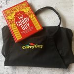 the curry guy apron and The Curry Guy Bible