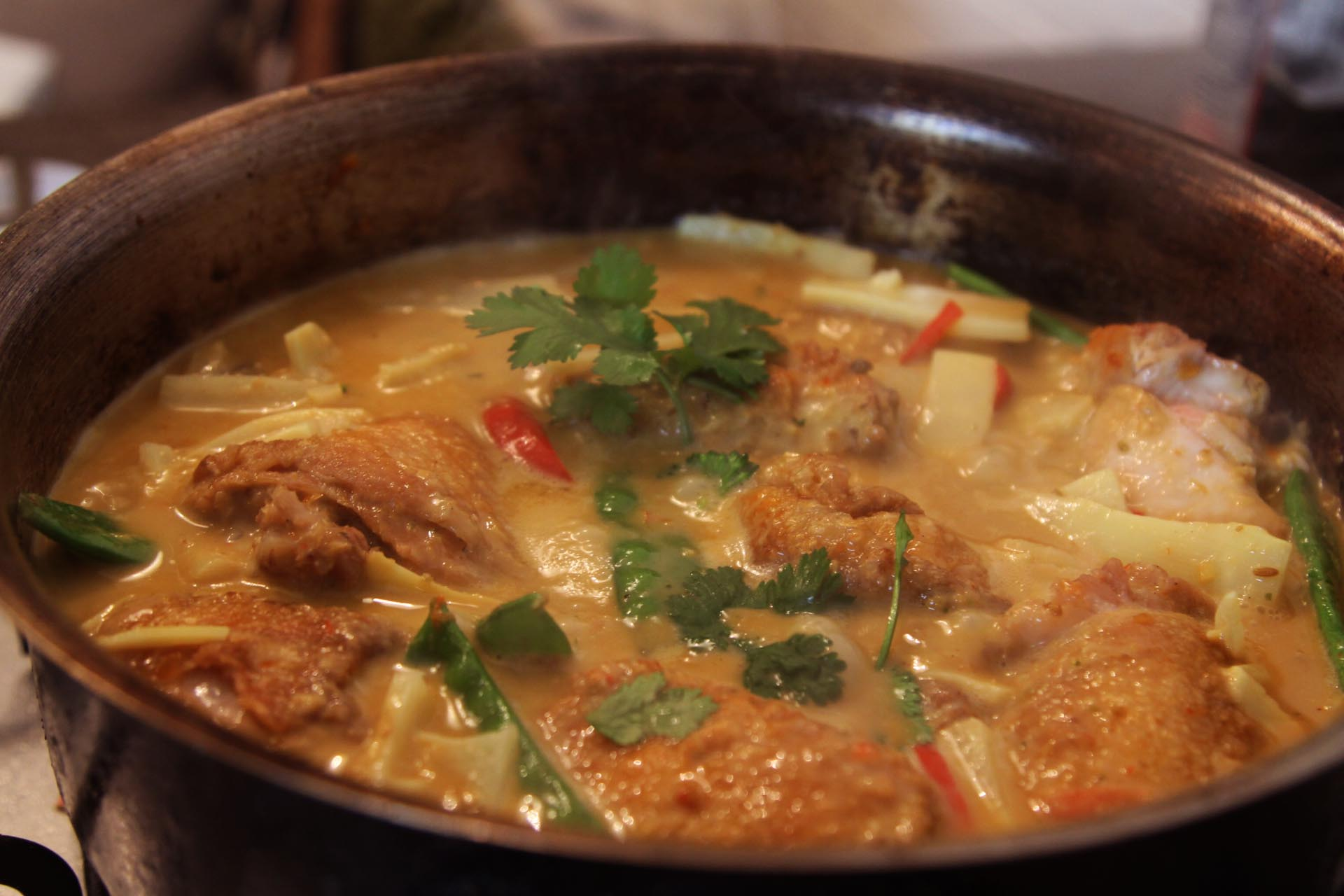 How To Make Thai Red Curry