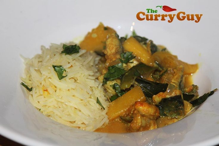 Mackerel & Mango Curry