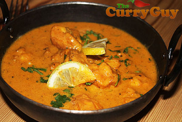 How To Make Monkfish Curry Just Like They Do At The Fancy Indian Restaurants