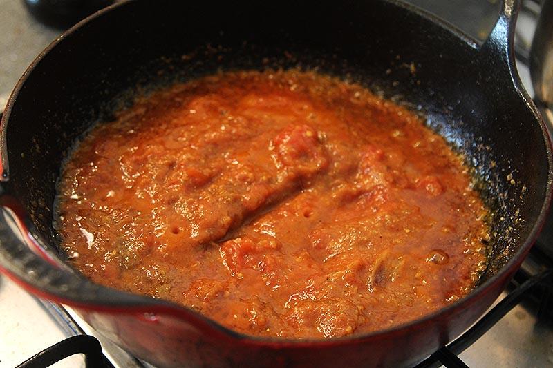 Punjabi chole