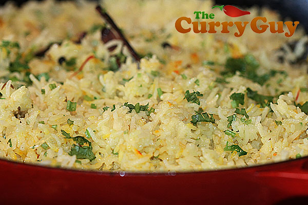 How to Make The Best Rice Pilau Recipe