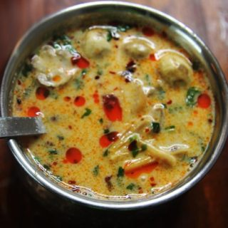 How To Make Thai Tom Kha Gai Soup