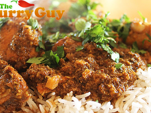 Xacuti Recipe Chicken Curry Recipes By The Curry Guy