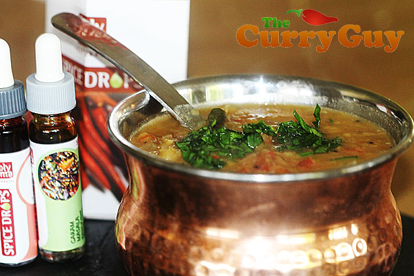 Quick And Easy Masoor Dhal With Holy Lama Spice Drops