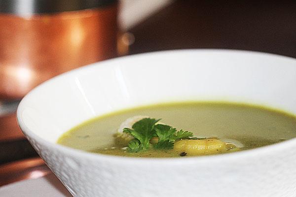 Palash Mitra's Awesome Mulligatawny Soup Recipe