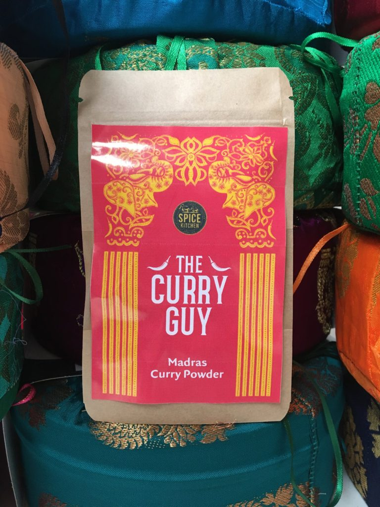 Madras Curry Powder by The Curry Guy
