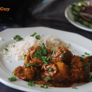Cumin Chicken Curry
