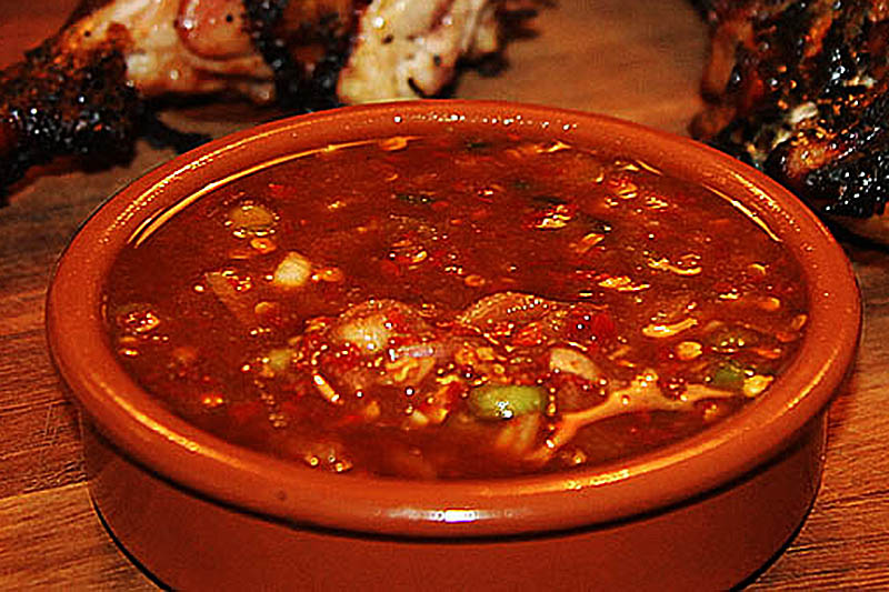 Thai Nam Jim Jaew Sauce