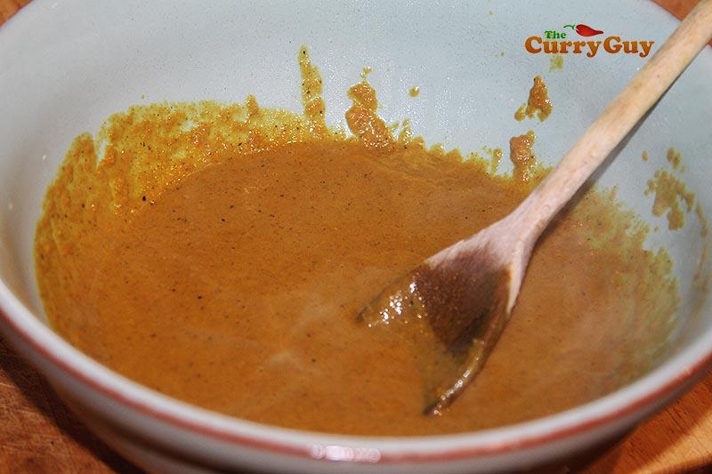 smooth katsu sauce