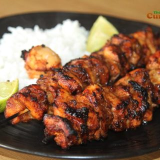 Thai grilled lemongrass chicken
