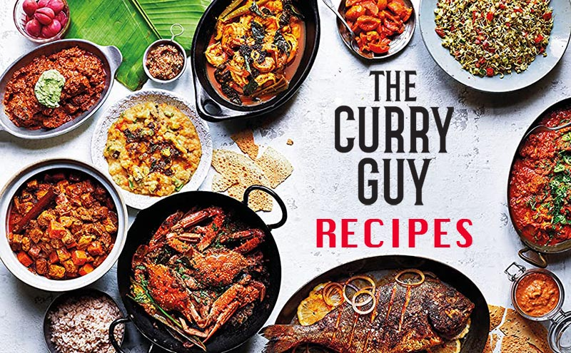 The Curry Guy Recipes