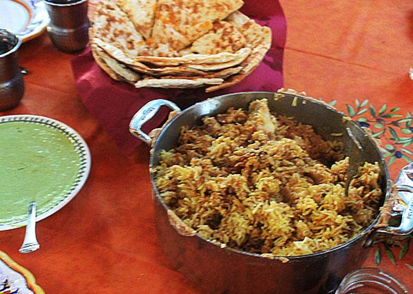 Lamb or Mutton Biryani