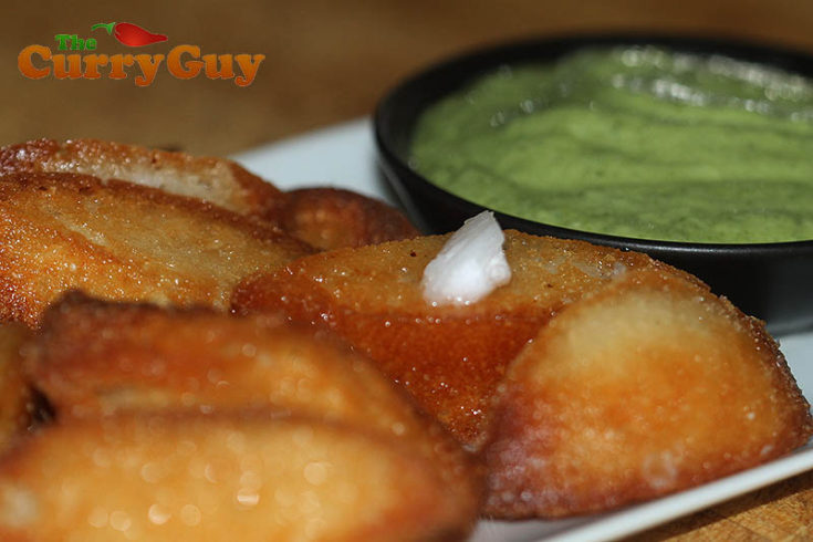 Fried Idlis With Coconut Butter