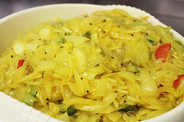 British Indian Restaurant (BIR) Style Cooked Onion