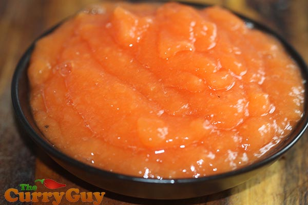Papaya Paste - A Natural Meat Tenderiser
