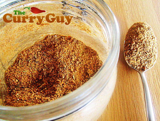 How to Make a Balti Masala and Create Many Different Dishes Quickly and Easily