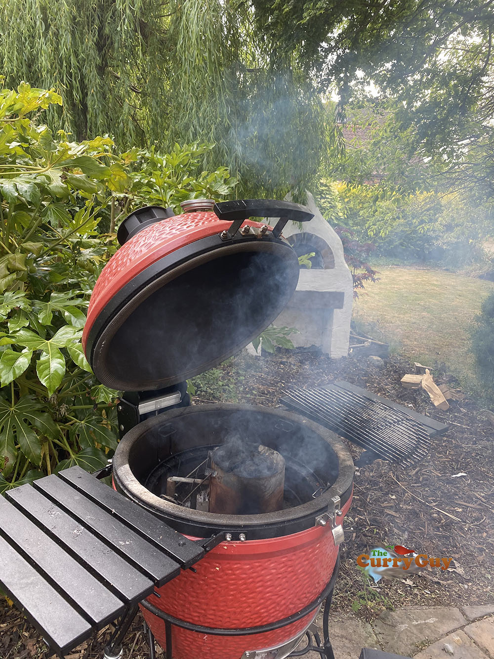 Setting up BBQ
