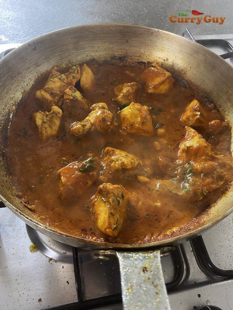 Sri Lankan style BIR curry sauce