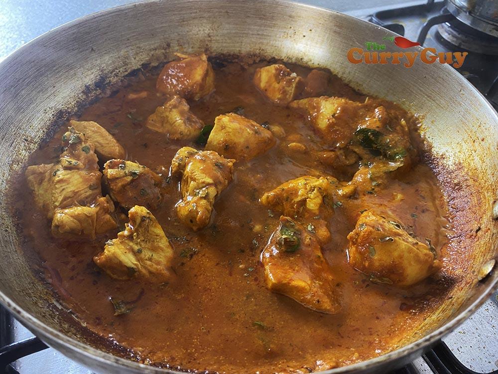 Ceylon sauce