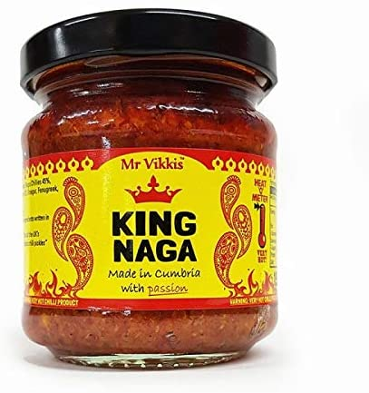 Mr Vikki's Naga Pickle
