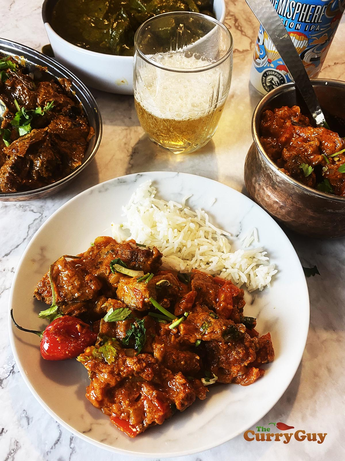 Phaal curry