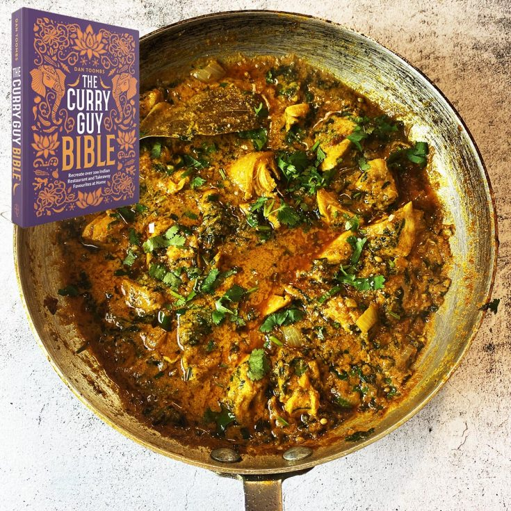 chicken methi curry