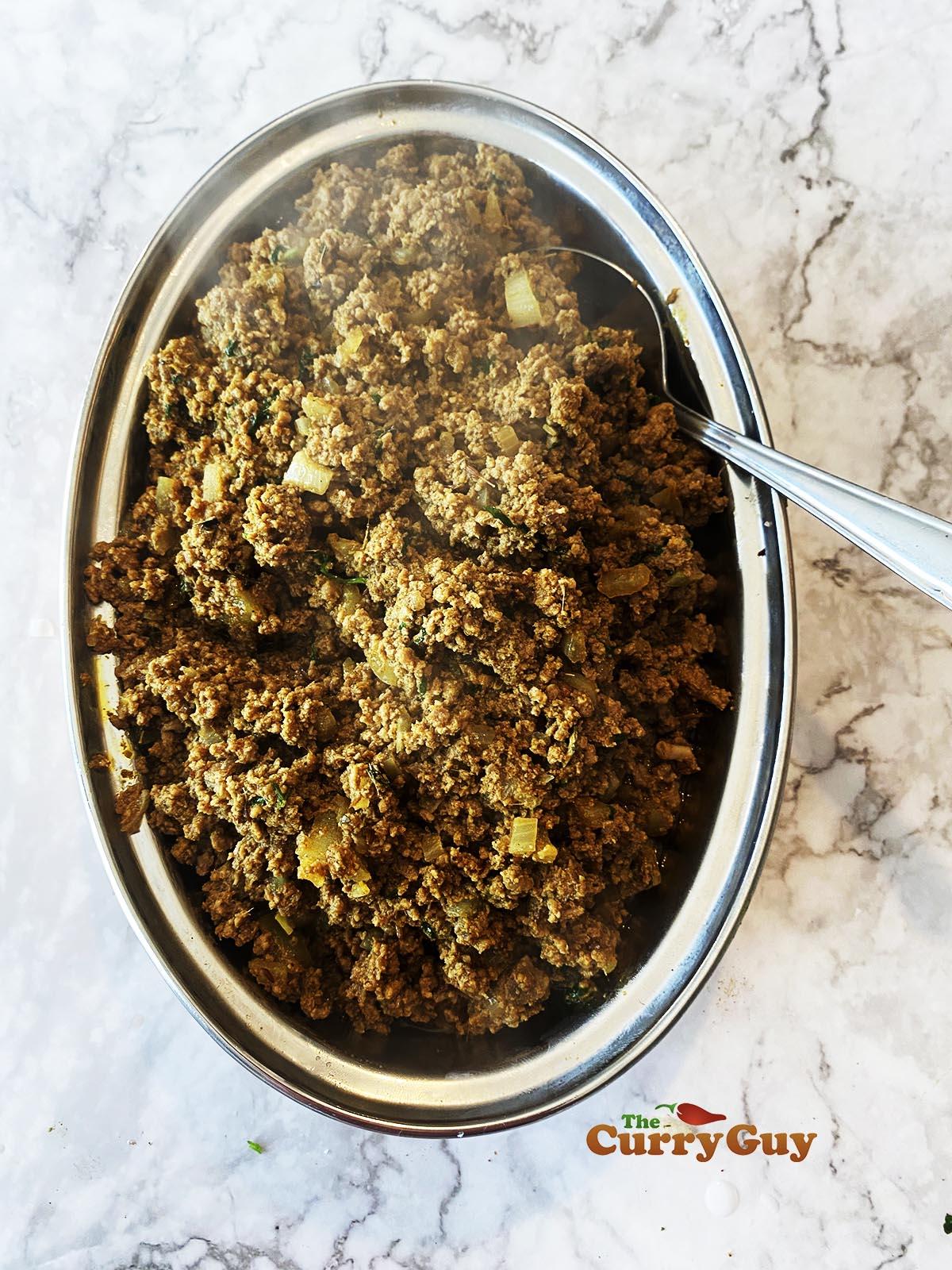 keema recipe made with beef