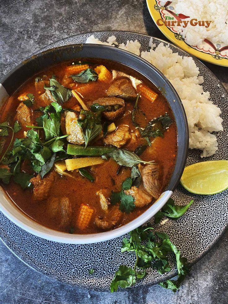 Thai Jungle Curry