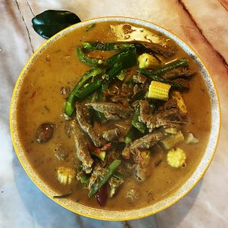 Beef Panang Curry