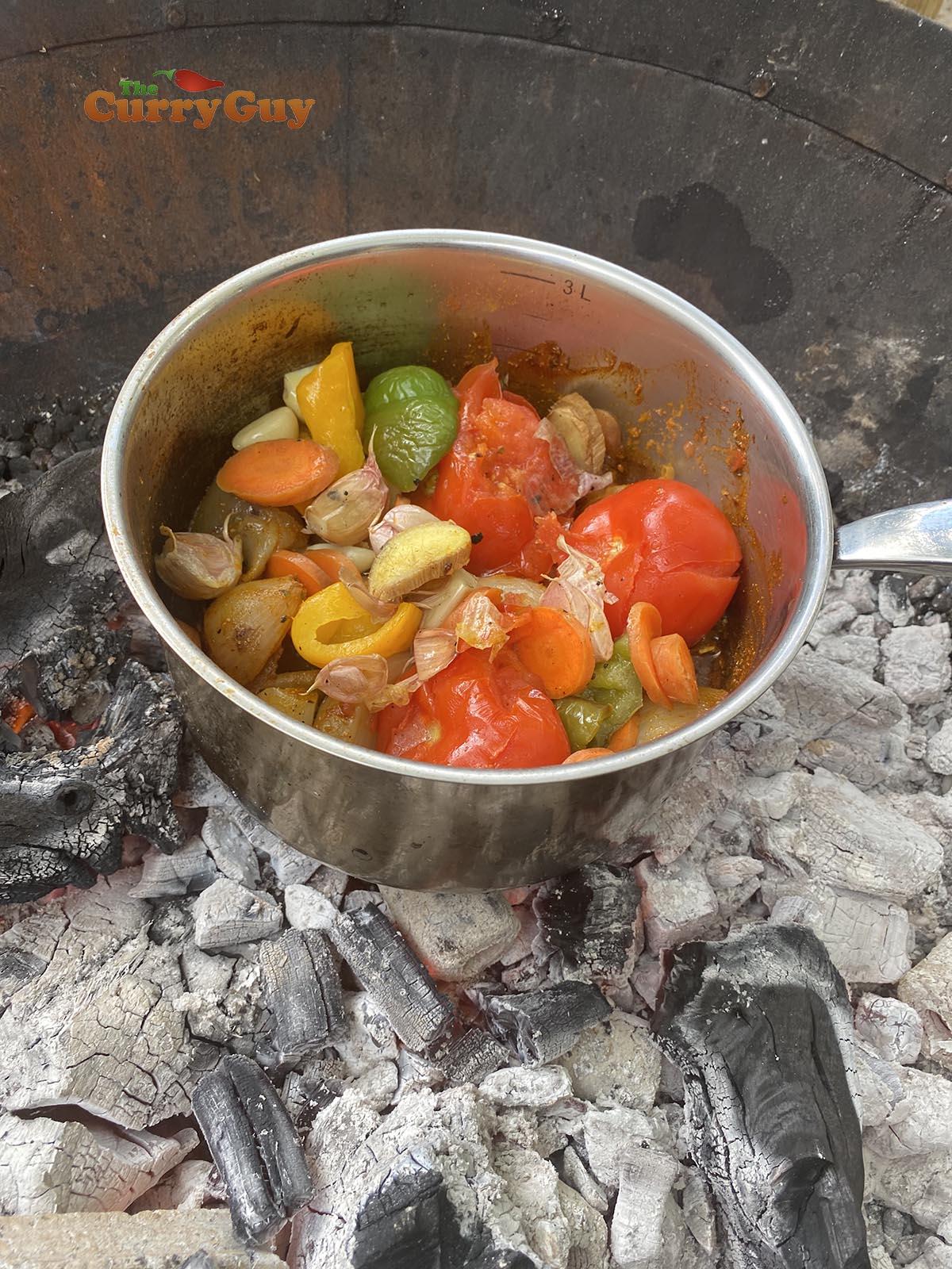 cooking base gravy