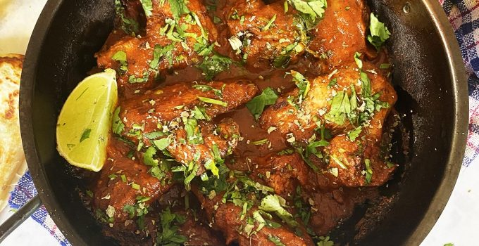 Ridiculously Spicy Chicken Wings